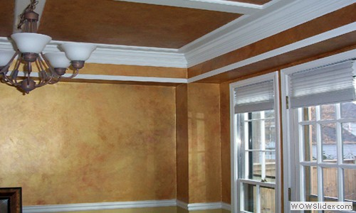 Atlanta paint finishes