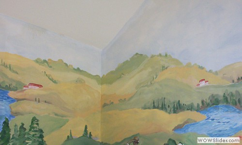 Tuscan Murals atlanta